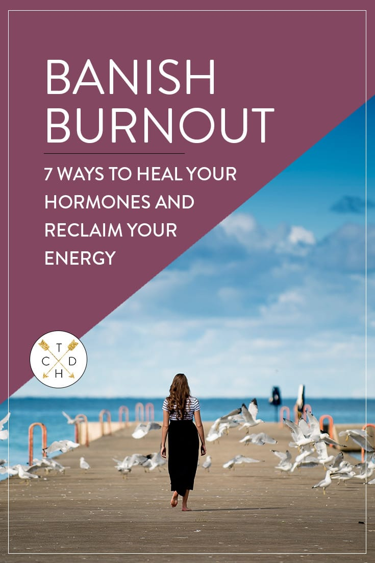 banish burnout