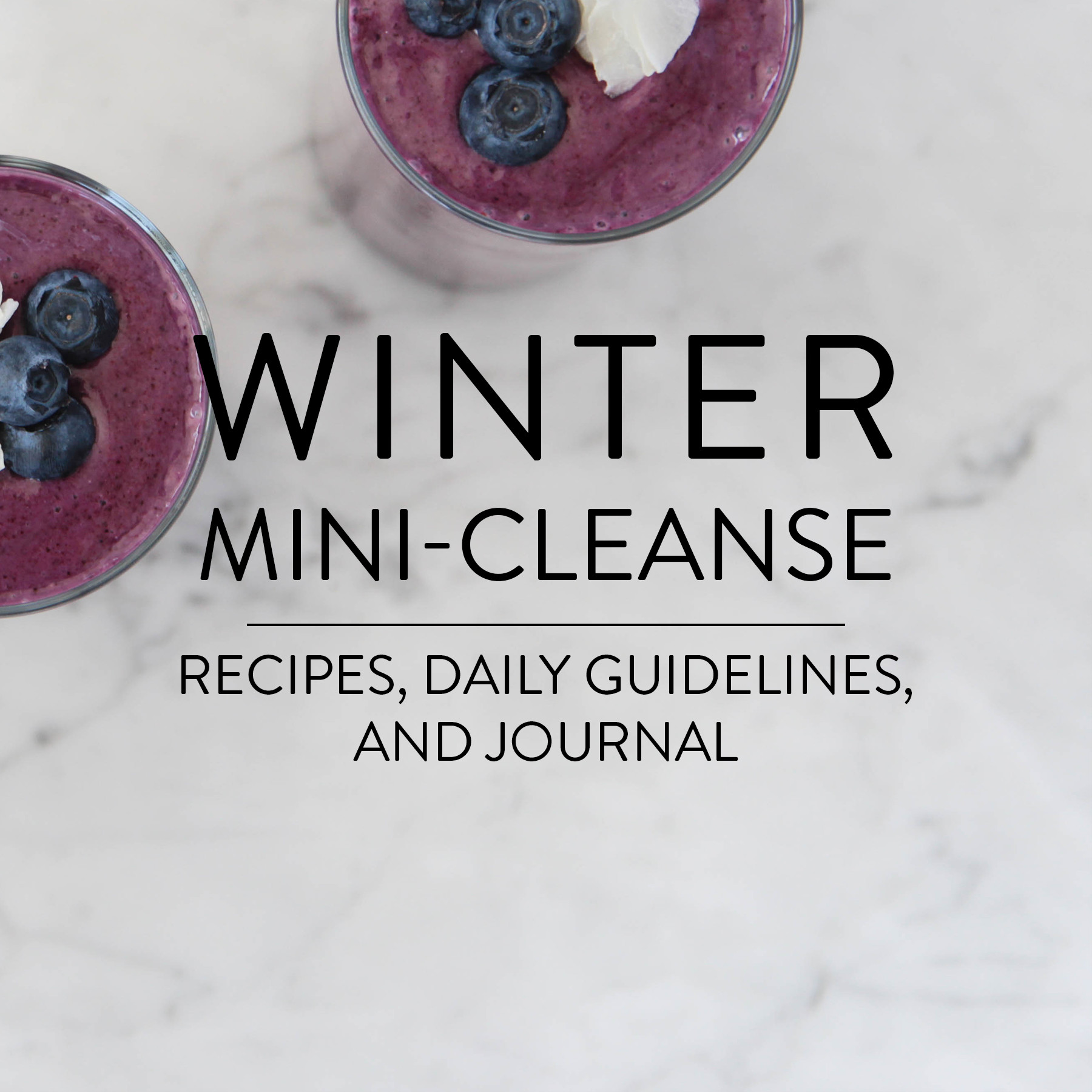 Winter Mini Cleanse